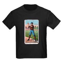 Charles Comiskey Kids Dark T-Shirt