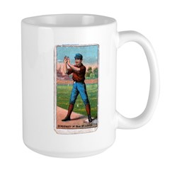 Charles Comiskey Large Mug