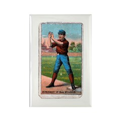 Charles Comiskey Rectangle Magnet (10 pack)