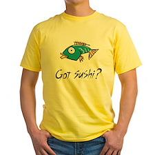 Got Sushi? T