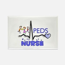Registered Nurse Specialties Rectangle Magnet