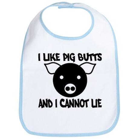 I Like Pig Butts and I Cannot Bib