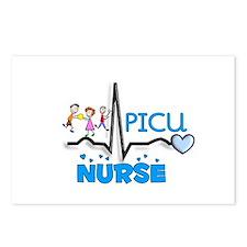 Registered Nurse Specialties Postcards (Package of