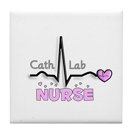 Registered Nurse Specialties Tile Coaster