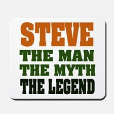 STEVE - The Legend Mousepad