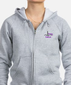 Registered Nurse Specialties Zip Hoodie