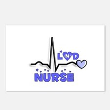 Registered Nurse Specialties Postcards (Package of