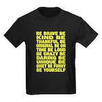 Just Be Kids Dark T-Shirt