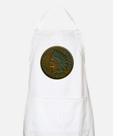 The Indian Head Penny Apron