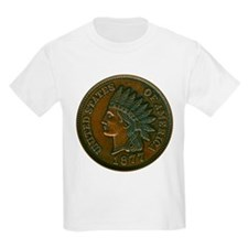 The Indian Head Penny T-Shirt