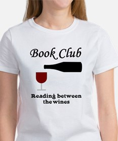 Book Club Reading Between The Women's T-Shirt
