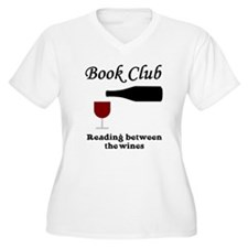 Book Club Reading Between The T-Shirt