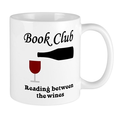 Book Club Reading Between The Mug