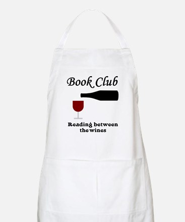 Book Club Reading Between The Apron