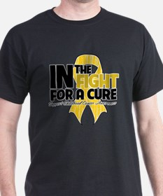 InTheFightChildhoodCancer T-Shirt