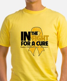InTheFightChildhoodCancer T