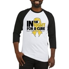 InTheFightChildhoodCancer Baseball Jersey