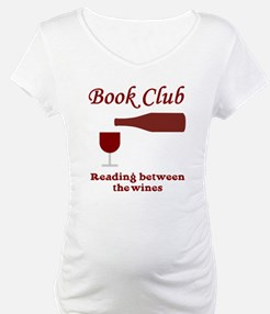 Book Club Reading Between The Shirt