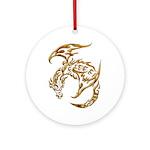 Dragon a Day Ornament (Round)