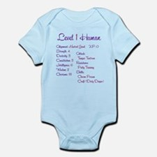 RPGirl Infant Bodysuit