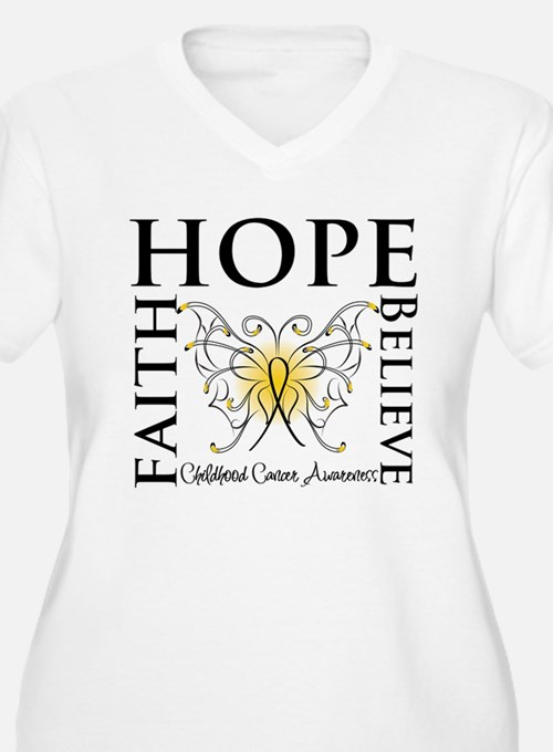 Hope Childhood Cancer T-Shirt