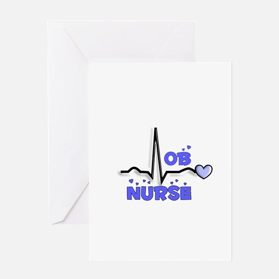 Registered Nurse Specialties Greeting Card