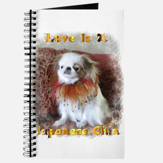 Unique Japanese chin Journal