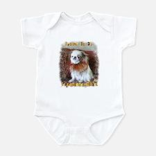 Cute Chins Infant Bodysuit