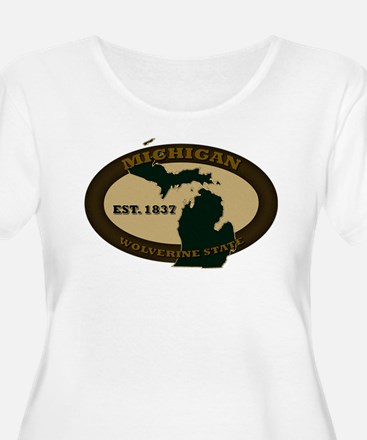 Michigan Est. 1837 T-Shirt