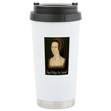 Cute Anne boleyn Travel Mug