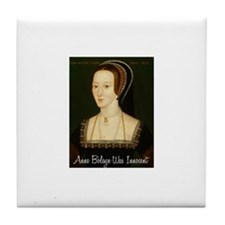 Cute Anne Tile Coaster
