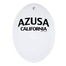 Azusa Ornament (Oval)