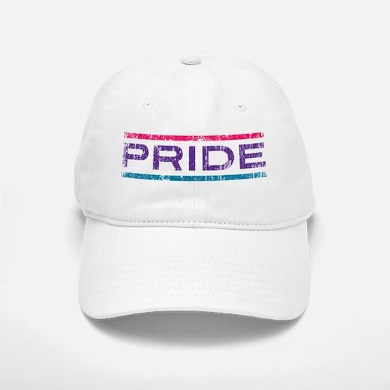 Bisexual Pride Baseball Baseball Cap