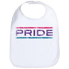 Bisexual Pride Bib