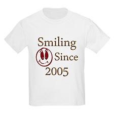 smiling 2005 T-Shirt