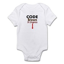 Registered Nurse Specialties Infant Bodysuit
