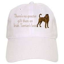"""Irish Terrier"" Baseball Cap"