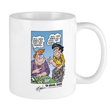 Bridge Cartoons Mug