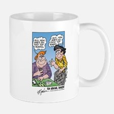 Bridge Cartoons Mug