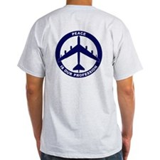 B-52G Peace Sign T-Shirt
