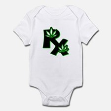 Medical Marijuana Infant Bodysuit
