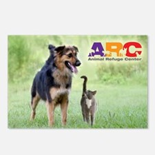 Cute Friends of felines rescue center Postcards (Package of 8)