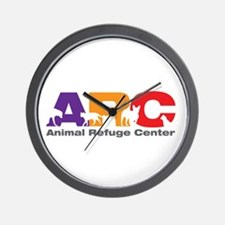 Unique Shelter rescue dogs Wall Clock