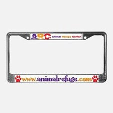 Funny Group License Plate Frame