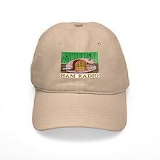 """HAM RADIO"" Baseball Cap"