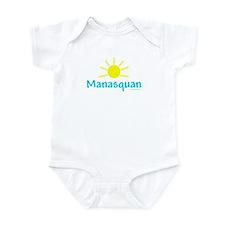 Manasquan Sun - Infant Creeper