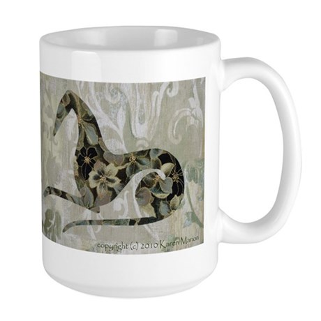 Flora Large Mug