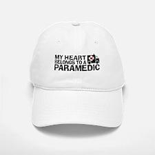 My Heart Belongs To A Paramedic Baseball Baseball Cap