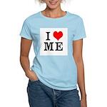 I heart me Women's Light T-Shirt
