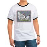 White Holland Turkeys Ringer T